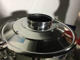Tela de vibração ultra-sónico circular para triagem
