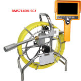 De nieuwe het Aankomen 60m Waterdichte Hand van de Kabel - de gehouden Camera van de Inspectie van de Rioolbuis