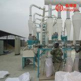 Máquina de trituração fina super do milho da refeição 20t/24h da farinha do milho do produto