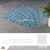Mattonelle di ceramica della piscina del mosaico del materiale da costruzione (VMC97M005, 300X300mm+97X97X6mm)