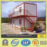 労働の調節のための容器の家