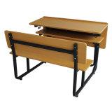Buisiness 대학 교실 두 배 테이블과 의자