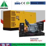 Water-Cooled молчком двигатель комплектов генератора Disel Deutz