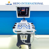 Pleine couleur bon marché Doppler de chariot à scanner d'ultrason de Digitals