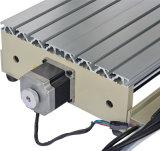 Acryl-Kurbelgehäuse-Belüftungmdf-Aluminiumausschnitt, der Mini-CNC-Fräser graviert