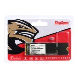 Kingspec SSD Factory Ngff M. 2 SATA 512GB Harde Aandrijving 512GB M. 2 SSD voor Motherboard Laptop Desktop