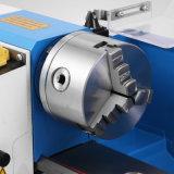 Мини-High-Precision DIY Shop Benchtop металлические токарный станок инструмент машины цифровой обработки с переменной частотой вращения