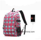 Sac à dos en gros d'école, sac simple de sac à dos, sac d'école de mode