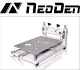 Linha de produção de SMT com sistema Neoden 4 da visão