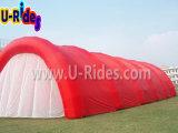 Aufblasbare riesige weiße Luft gedichtete Wedding Zelte für Partei