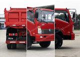Sinotruk 737 series Mall Mini Leve Tipping Dumper caminhões de carga