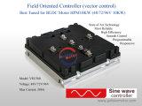 motor de 48V 10kw BLDC, refrigerado por agua