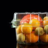 Se Biodegradar comida de plástico transparente Lancheira Food Tirar para fora do recipiente de embalagem