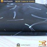 Tessuto 100% dell'indumento del tessuto stampato saia del poliestere