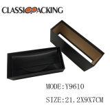 Caja modificada para requisitos particulares original del rectángulo de papel del negro de 2017 nueva del diseño de Eyewear vidrios de las gafas de sol con la impresión para la promoción