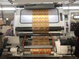 """Ambos 3 & 6"""" Funda de alta velocidad de núcleo de papel de la inspección de la etiqueta el rebobinado de la máquina (fábrica)."""