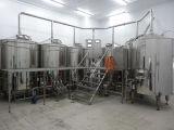De tamaño pequeño equipo de Cervecera Cervecería Industrial planta 300L Mini equipo de cerveza