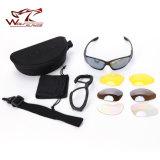 Occhiali da sole di modo della margherita C4 degli occhiali di protezione della tempesta di deserto per caccia