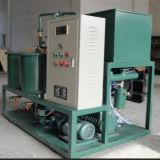 Filtro de aceite de motor usado de la nueva condición y del aceite lubricante