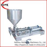 Il doppio dirige la strumentazione orizzontale G2wgd del riempitore della macchina di rifornimento dell'inserimento della bottiglia