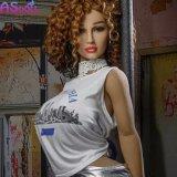 Bambola reale del TPE della bambola del silicone della bambola di amore del sesso di certificazione del Ce della bambola della bambola del sesso della bambola della bambola piena adulta matura di amore