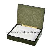 Contenitore di legno verde di lusso di regalo/dati/cioccolato