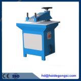 Máquina cortando da máquina do braço hidráulico do balanço/imprensa de Clicker