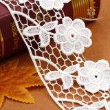 Testo fisso nuziale del merletto dei tessuti