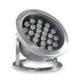 熱い販売RGBW 18W LEDのプール水中ライト
