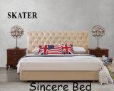 A23 Американском стиле ткань с одной спальней кровать