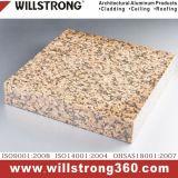 Panneau composite aluminium pour les systèmes de murs les ingénieurs de façade de la création de solutions