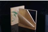 Conseil de l'acrylique, verre d'administration, conseil en plastique