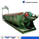 Prix bas de machine à laver de sable de vis en Chine