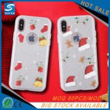 Massenkauf Schneemann-Telefon-Kasten China-vom kleinen MOQ glänzenden für Huawei P10