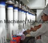 Rebatimento luvas máquinas de máquina de fazer as luvas de látex