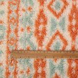 La multitud de imitación modificada para requisitos particulares del algodón de la materia textil imprimió Flannelette hecho punto
