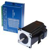 NEMA23 57mm 2.3 Nm IP65 de circuito cerrado de alta eficiencia del motor de pasos con el controlador promoción