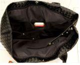 단순한 다이아몬드 살창 여자 어깨에 매는 가방 핸드백 끈달린 가방