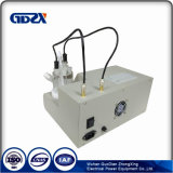 Автоматический тестер влаги следа масла трансформатора ZX-106 для электричества и железнодорожной системы