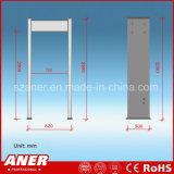 中国の製造業者の公安小切手の戸枠の金属探知器の価格