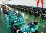 大きいエンジンによって動力を与えられる全体的な保証のディーゼル発電機セット75 KVAのディーゼル発電機