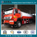 Caminhão de petroleiro da água de Sinotruk HOWO 6X4