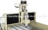 Fabbricazione di legno dell'asse di rotazione dell'invertitore di CNC della macchina