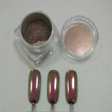 El polvo del espejo cromo oro en polvo de pigmento en polvo de pigmento de aluminio cromado