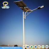 Disegno alimentato solare dell'indicatore luminoso 6m Palo 30W del LED