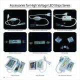 Luz de decoração exterior Eco-Friendly 2 LED Vertical do fio da luz de Corda