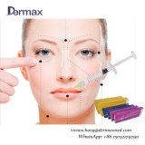 Remplissage acide de poudre d'acide hyaluronique pour les joues 2ml