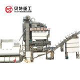 Le mélange de bitume portable Mix Asphalt Plant Factory