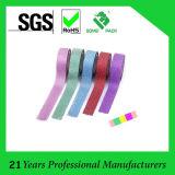 La cinta colorida impermeable del laser del holograma para Handcraft