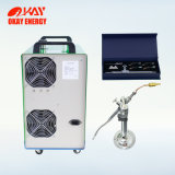 يعمل [إفّسنسي] أكسجينيّ هيدروجينيّ يدويّة [بورتبل] مختبرة [غلسّ مبوول] [سلينغ] آلة
